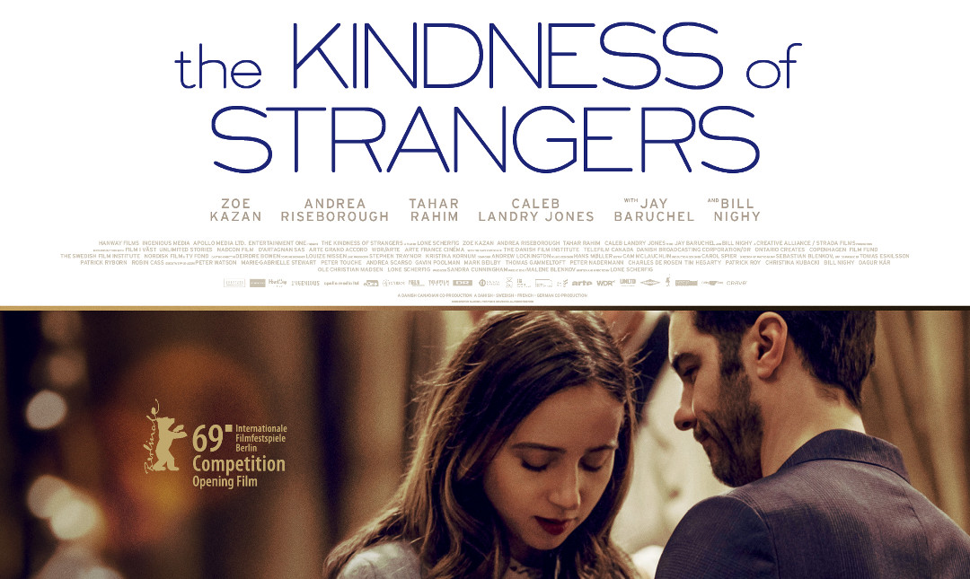 The Kindness of Strangers_poster