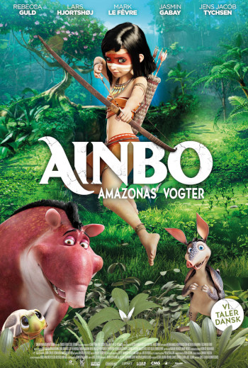 Ainbo - Amazonas vogter_poster