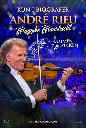 ANDRÉ RIEU'S MAGICAL MAASTRICHT_poster