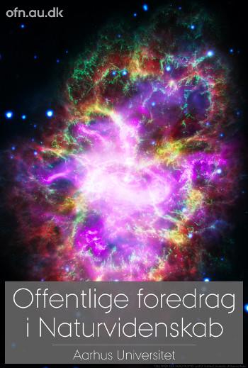 Foredrag: Big Bang og det usynlige univers_poster