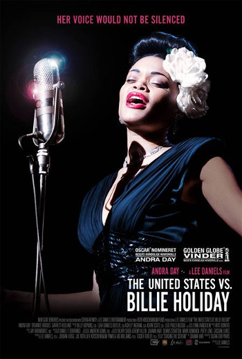 The United States vs. Billie Holiday_poster