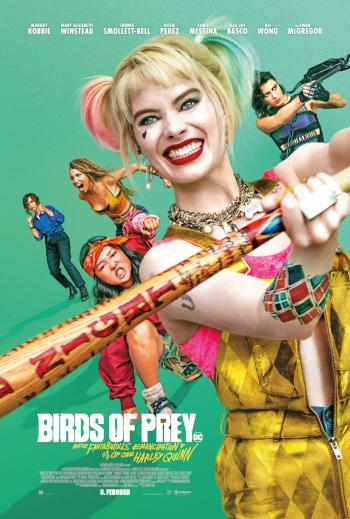 Birds Of Prey_poster