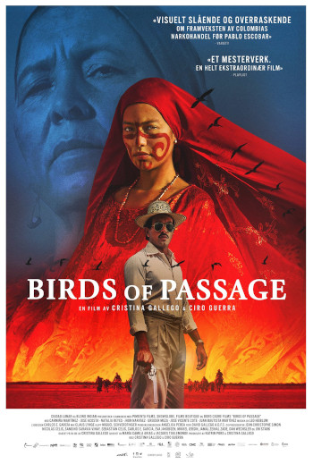 BIRDS OF PASSAGE with English subtitles_poster