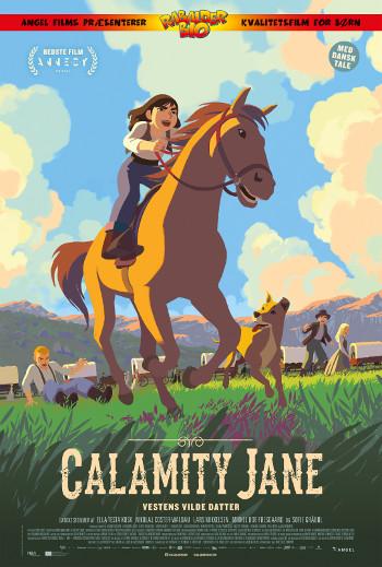 Calamity Jane - Vestens vilde datter_poster