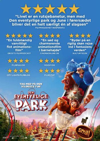 Den Eventyrlige Park_poster