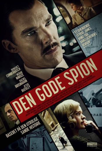 Den gode spion_poster