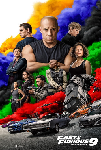 Fast & Furious 9_poster