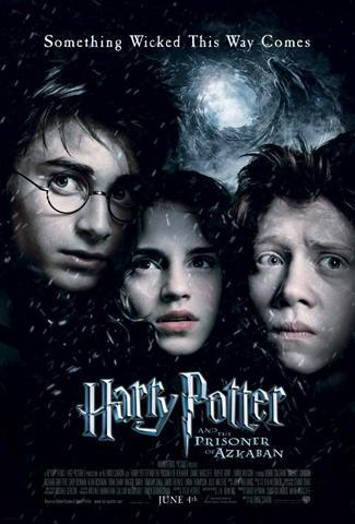 Harry Potter Og Fangen Fra Azkaban_poster