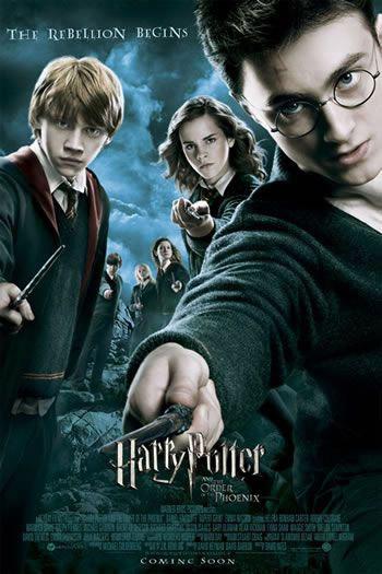 Harry Potter Og Fønixordenen_poster