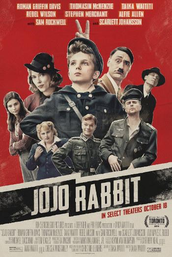 Jojo Rabbit_poster