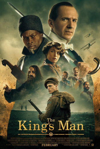 The King's Man_poster