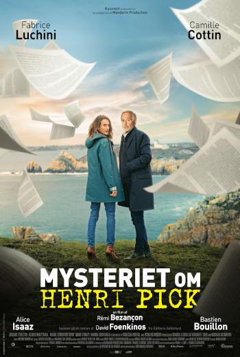 Mysteriet om Henri Pick_poster