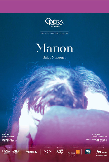 OperaKino - MANON (2019/2020)_poster