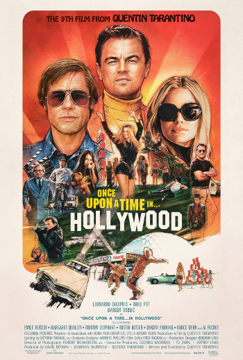 Once Upon a Time... in Hollywood_poster