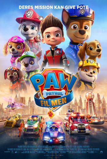 Paw Patrol: Filmen_poster