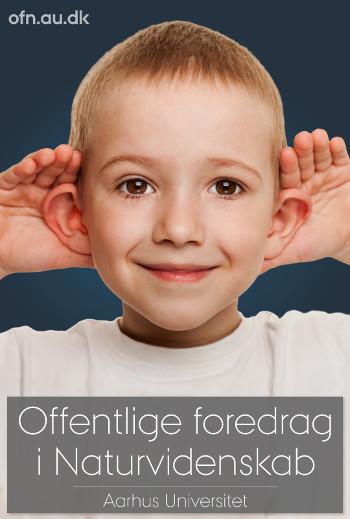 Foredrag: Sære sanser_poster