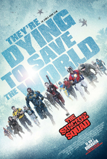 The Suicide Squad_poster