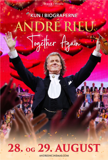 André Rieu's 2021 Summer Concert: Together Again_poster