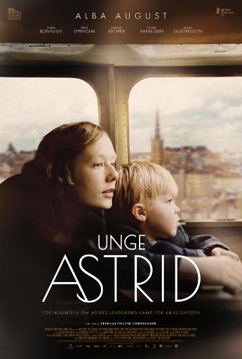 Unge Astrid_poster